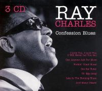 Cover Ray Charles - Confession Blues [3 CD]